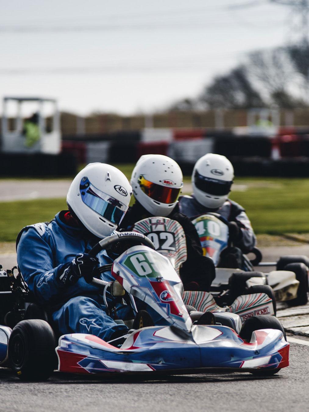 Karts aller Klassen finden & anbieten! | MotorsportMarkt.de