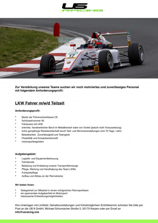 LKW Fahrer F4 Stellenausschreibung Januar 2020 Teilzeit.jpg