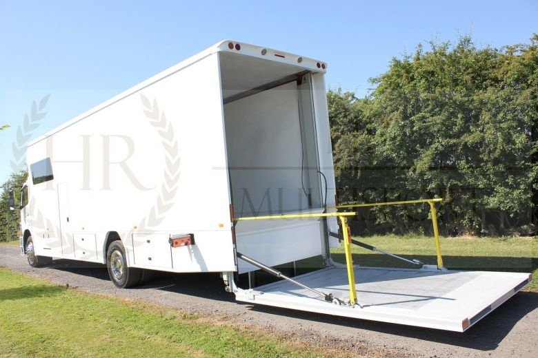 HR Multisport Motorsport race transporter with tail lift 2500kg Dhollandia and Office with Slide out. Brand New Coachbuild (7).jpg