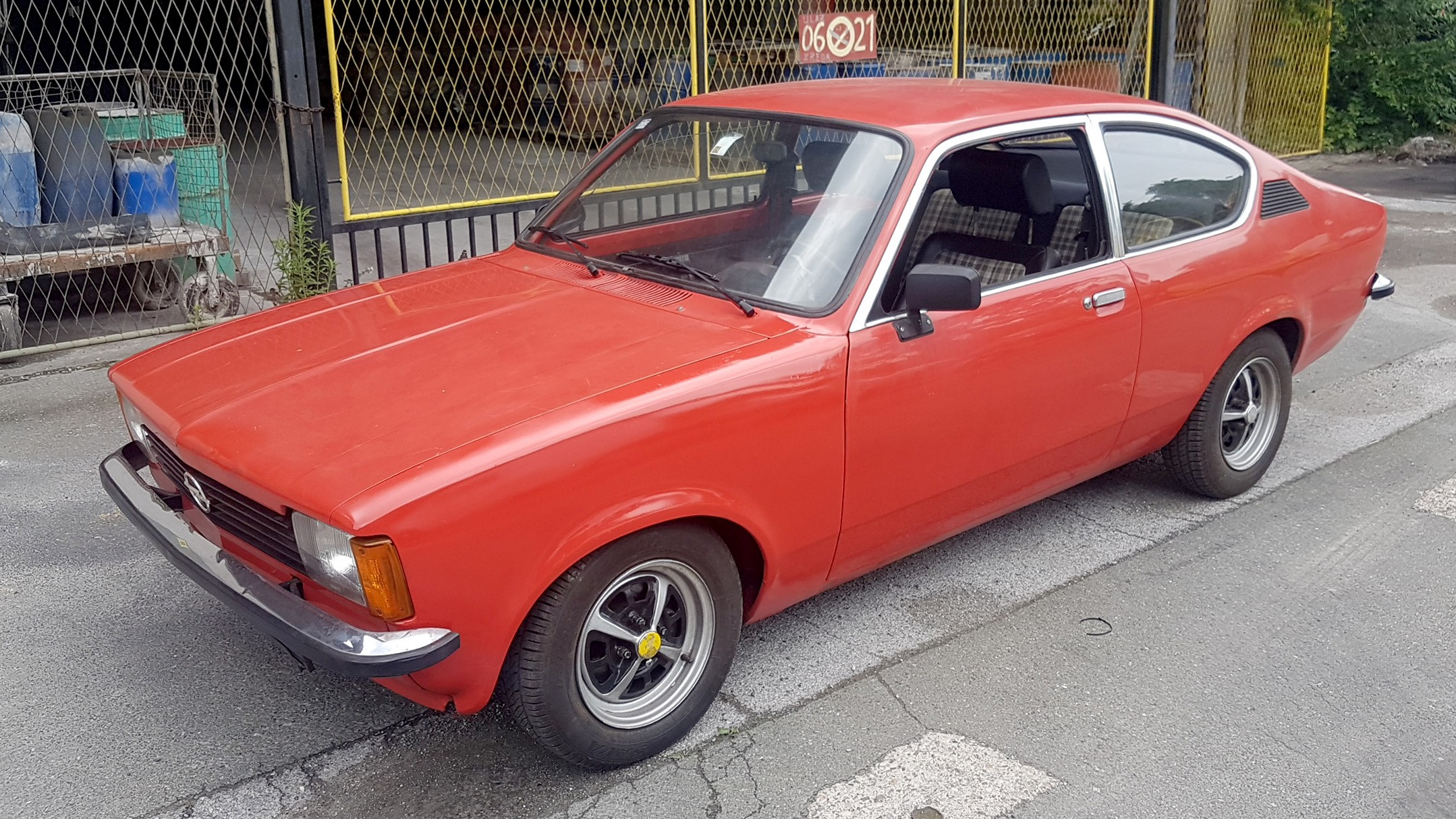 Kadett C Coupe 20 16 V