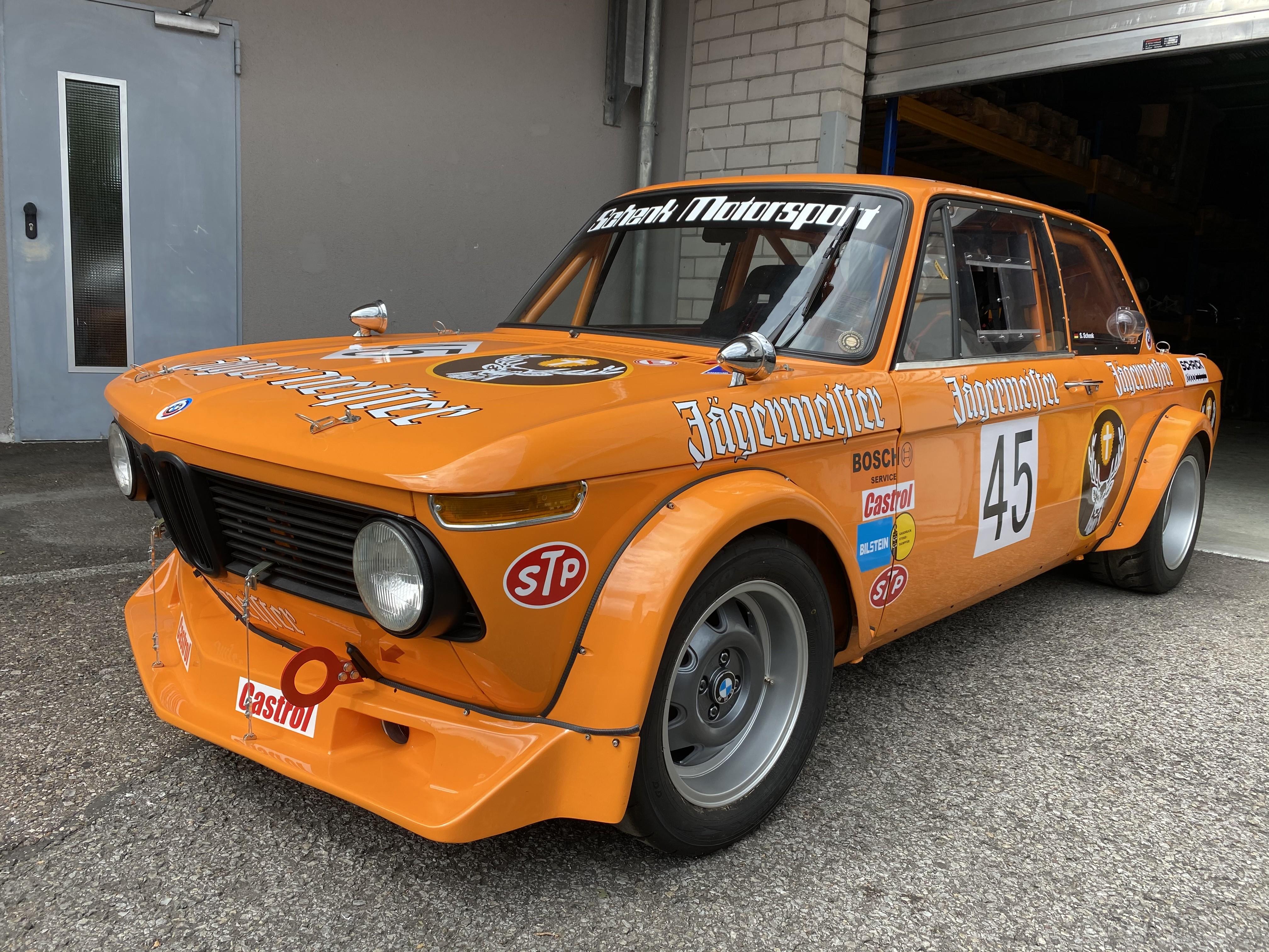Bmw 2002 Alpina A3 Zustand 1 36481 Motorsportmarkt De