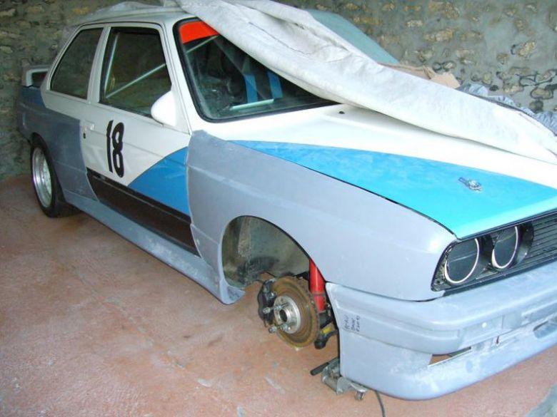 BMW E30 Body-Kit M3-Style aus GFK 32393 | MotorsportMarkt.de