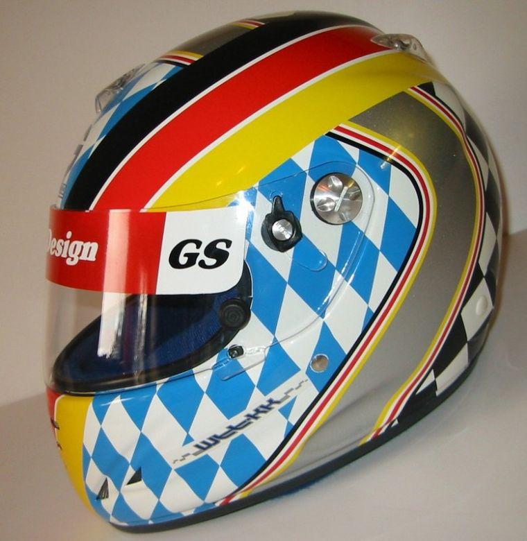 Motorradhelm Selbst Designen | Folierungen Motorsport Kart Helm 27873 Motorsportmarkt De