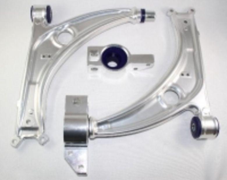 Supaloy Aluminium Querlenker-Satz mit Anti-Lift-Ki