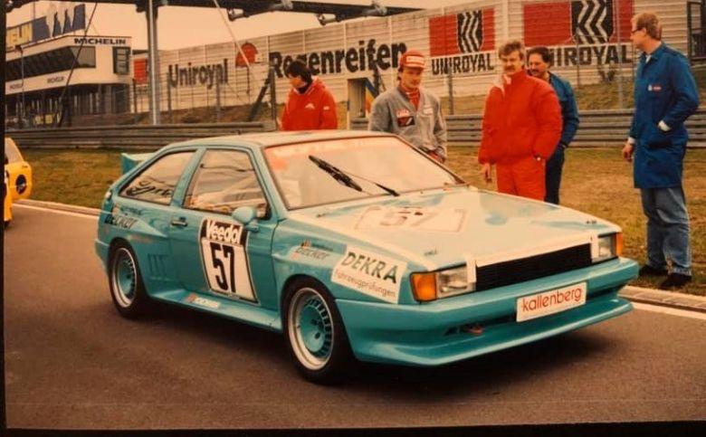 VLN +24h Rennen 1991 Nürburgring Scirocco 16V (2).jpg