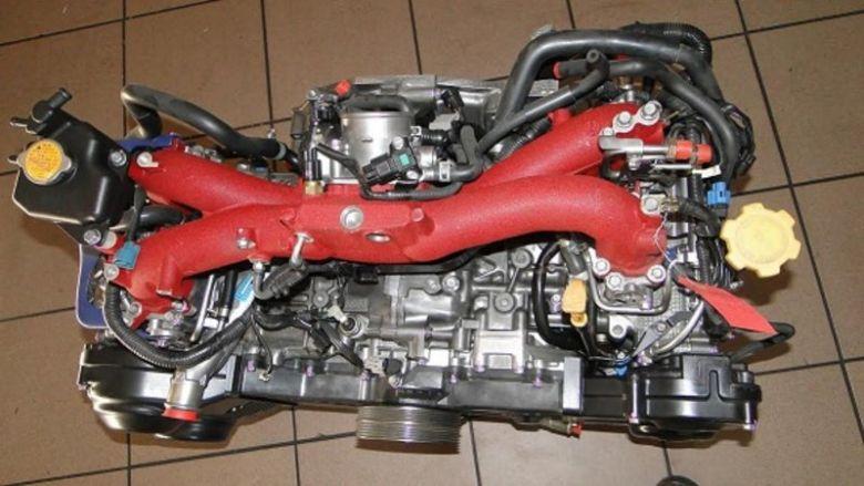 New rebulid engine subaru impreza N14.jpg