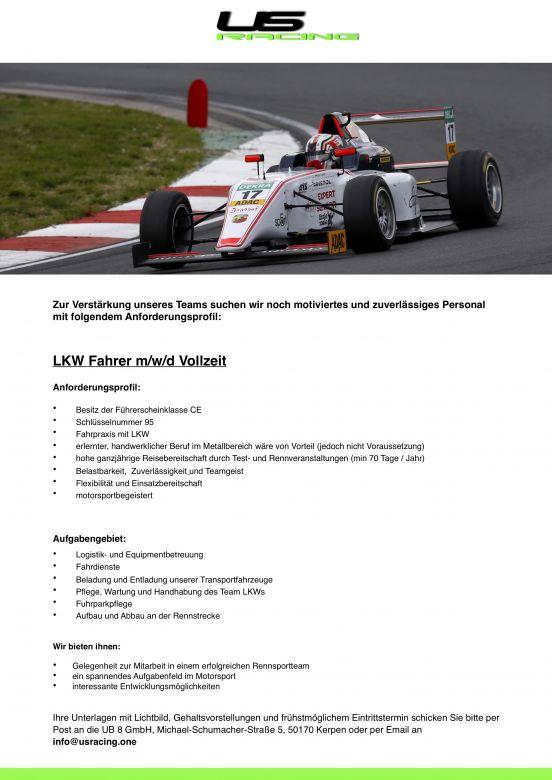 LKW Fahrer F4 Stellenausschreibung August 2019 Vollzeit.jpg